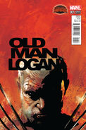 Old Man Logan Vol 1 1 Sorrentino Variant