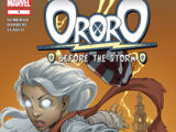 Ororo: Before The Storm Vol 1 1