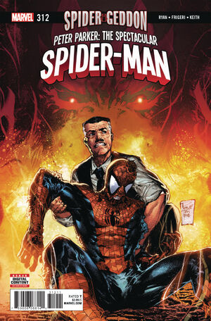 Peter Parker The Spectacular Spider-Man Vol 1 312
