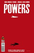 Powers Vol 3 1 Mack Variant