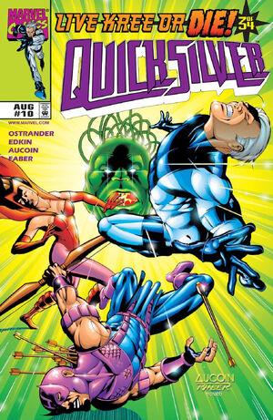 Quicksilver Vol 1 10