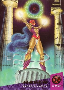 Radha Dastoor (Earth-616) from 1994 Fleer Ultra X-Men (Trading Cards) 0001