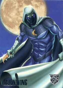 Richard Grayson (Earth-9602) from Amalgam Comics (Trading Cards) 001