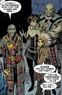 Saurians from Uncanny X-Men Vol 1 457 0003
