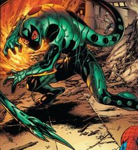Scorpion (Earth-1610) from Ultimate Spider-Man Vol 1 97 0001