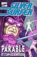 Silver Surfer Parable TPB Vol 1 1