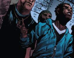 Southstone Rangers (Earth-616) from Falcon Vol 2 1 001