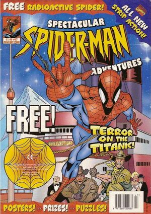 Spectacular Spider-Man (UK) Vol 1 67