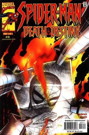 Spider-Man Death and Destiny Vol 1 3