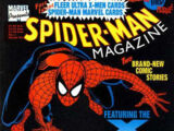 Spider-Man Magazine Vol 1 1