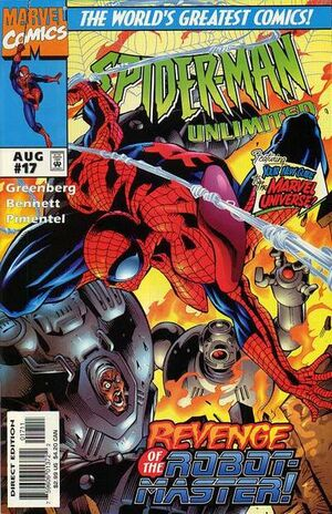 Spider-Man Unlimited Vol 1 17