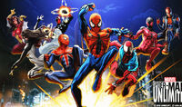 Spider-Men (Earth-TRN461) from Spider-Man Unlimited (video game) 123