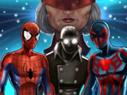 Spider-Men (Earth-TRN579) from Spider-Man Shattered Dimensions 006