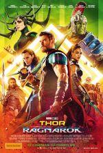 Thor Ragnarok poster 003