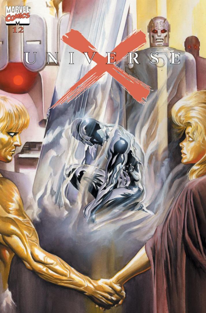 Universe X Vol 1 12
