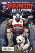 Venom Space Knight Vol 1 5