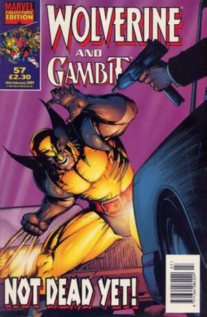 Wolverine and Gambit Vol 1 57