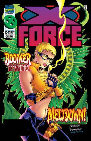 X-Force Vol 1 51