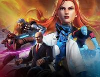 X-Men (Earth-TRN765) from Marvel Ultimate Alliance 3 The Black Order