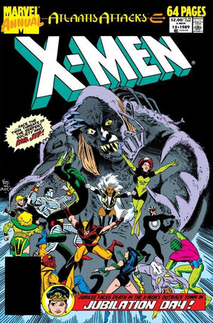 X-Men Annual Vol 1 13