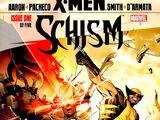 X-Men: Schism Vol 1 1