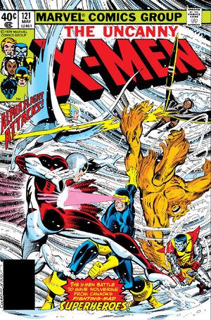 X-Men Vol 1 121