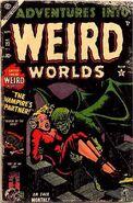 Adventures into Weird Worlds Vol 1 22
