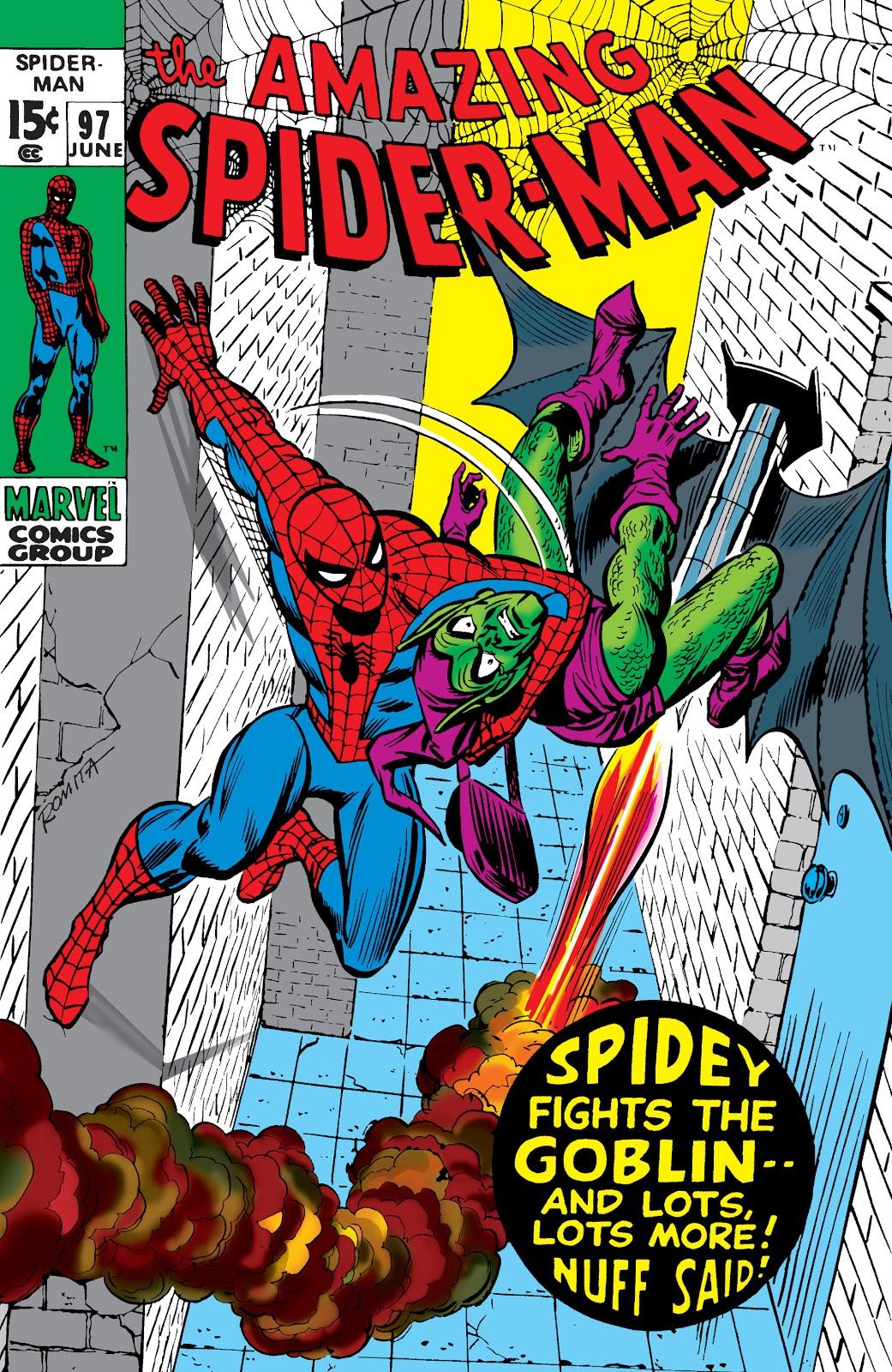 Resultado de imagem para Amazing Spider-Man 97