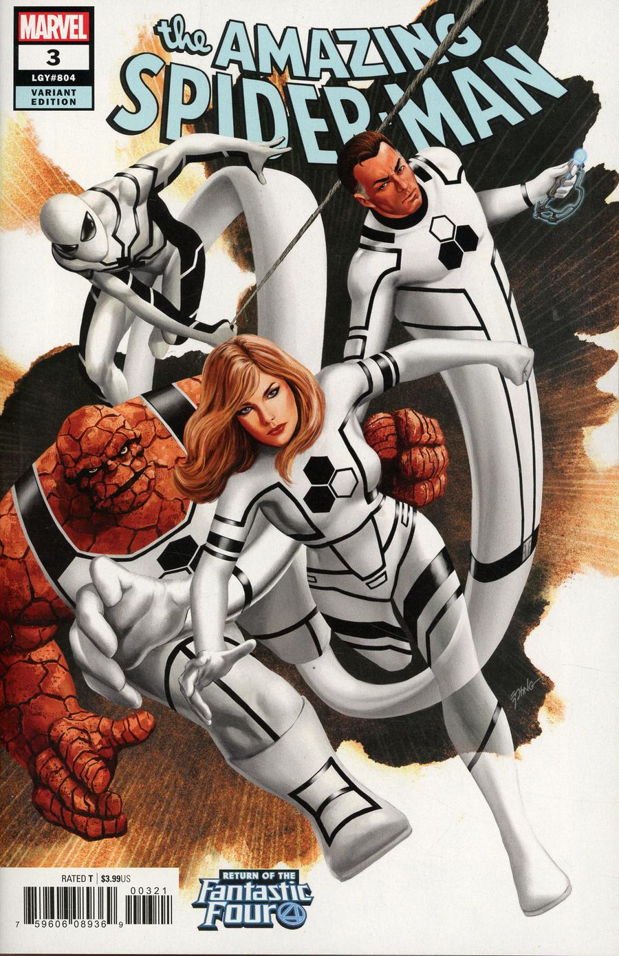 Amazing Spider-Man Vol 5 3 Return of the Fantastic Four Variant.jpg