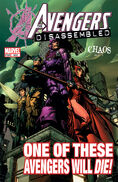 Avengers Vol 3 502