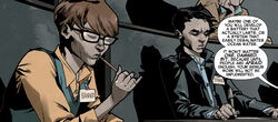 Bruce Banner (Earth-616) and Anthony Stark (Earth-616) from Indestructible Hulk Annual Vol 1 1 001