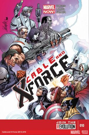 Cable and X-Force Vol 1 10