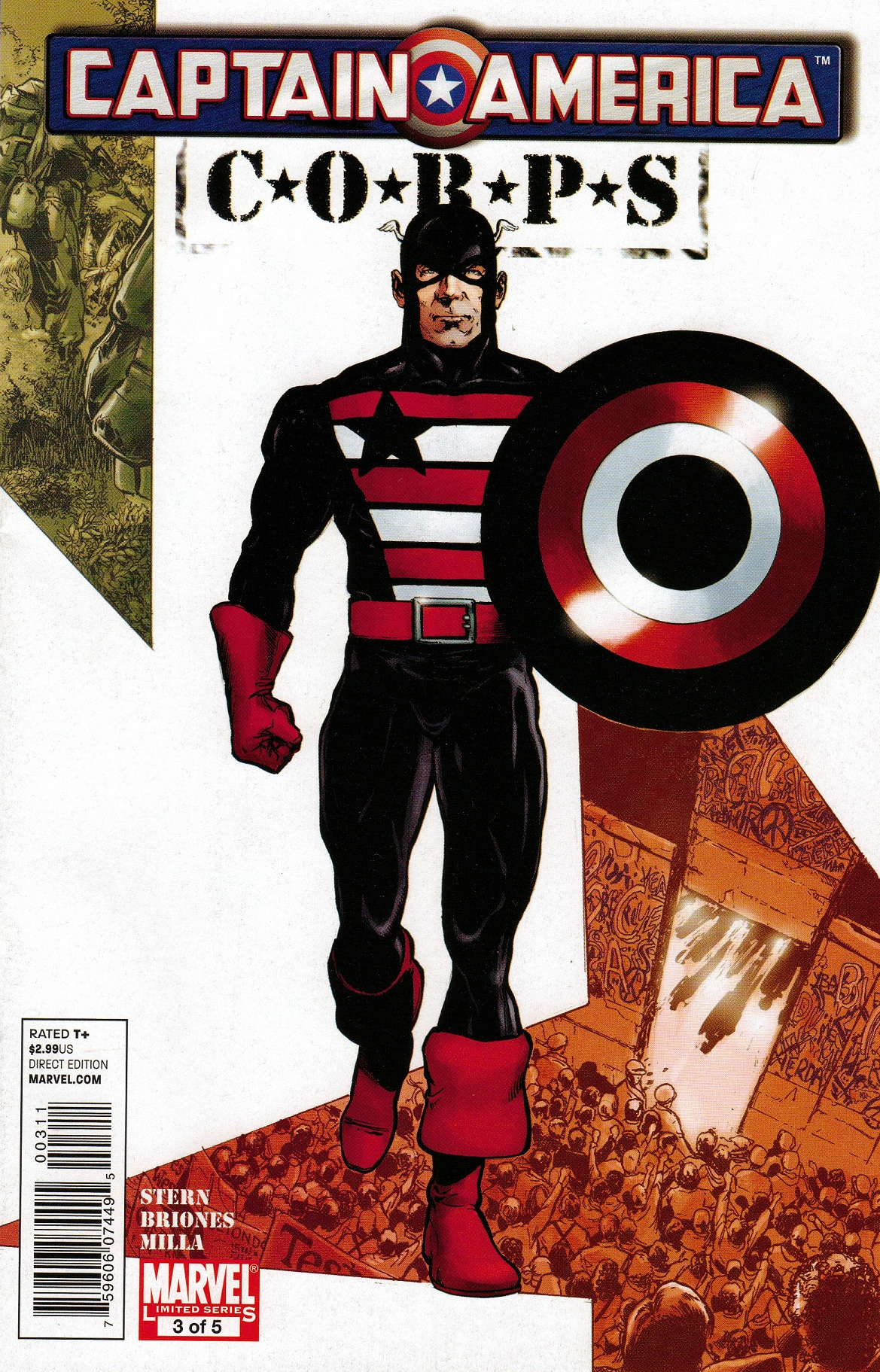 captain america corps vol 1 3 marvel database fandom powered by wikia. Black Bedroom Furniture Sets. Home Design Ideas