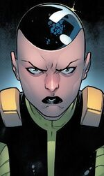 Cylobel (Earth-TRN756) from Powers of X Vol 1 1 002