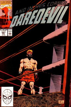 Daredevil Vol 1 287