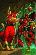 Deadpool Corps Vol 1 3 Textless