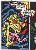 Demogoblin (Earth-616) from Web of Spider-Man Vol 1 94 0001