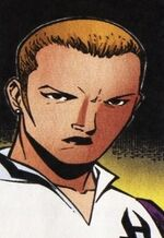 Devon Alomar (Earth-616) from X-Force Vol 1 87
