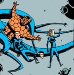 Fantastic Four (Earth-200513) from Wha...Huh? Vol 1 1 0001