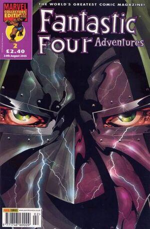 Fantastic Four Adventures Vol 1 2