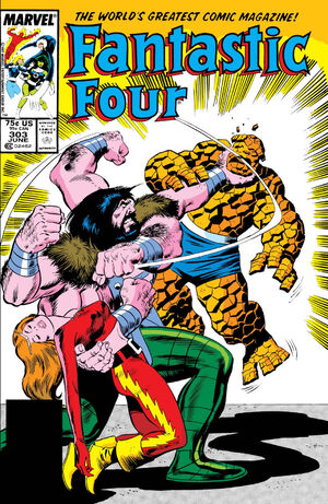 Fantastic Four Vol 1 303
