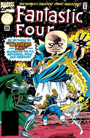 Fantastic Four Vol 1 398