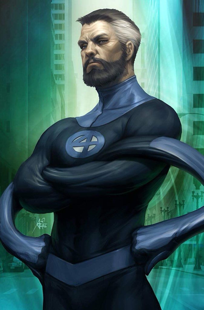 Reed Richards Earth 616 Marvel Database Fandom Powered By Wikia