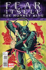 Fear Itself: Monkey King Vol 1 1