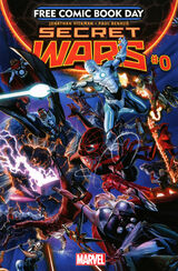 Free Comic Book Day Vol 2015 Secret Wars