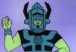 Galactus (Earth-700089) from Fantastic Four (1967 animated series) Season 1 15 0001