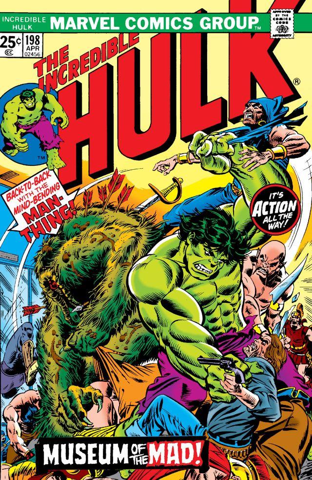 Incredible Hulk Vol 1 198