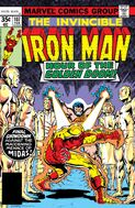 Iron Man Vol 1 107