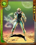 Joseph Ledger (Earth-31916) from Marvel War of Heroes 005