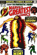 Marvel's Greatest Comics Vol 1 50